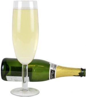 Copa de champagne gigante