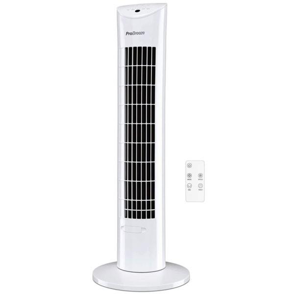 Pro Breeze Ventilador de Torre Oscilante