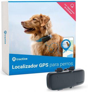 Tractive Localizador GPS para perros