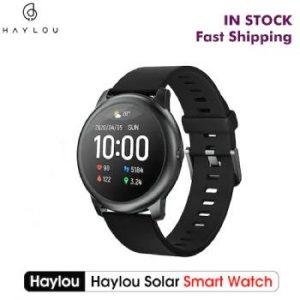 Haylou Solar Smart Watch 12 Sports Modes IP68 a prueba de agua de Xiaomi youpin