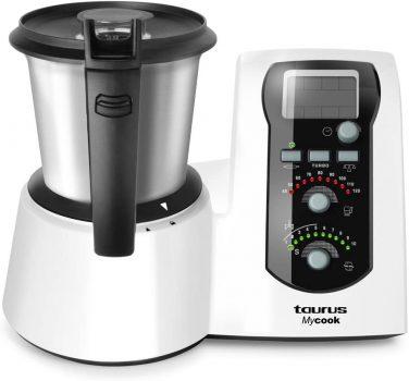 Taurus Mycook Easy Robot de Cocina Inteligente Multifunción